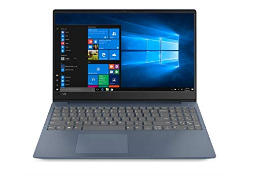 Lenovo Ideapad 330S Notebook, Display 15.6' HD, Processore Intel Core i5, 256 GB SSD, RAM 8 GB, Windows 10, Blu (Mid Night Blue)