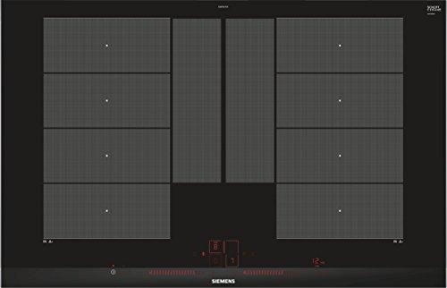 Siemens EX875LYE1E iQ700 Kochfeld Elektro / Ceran/Glaskeramik / 81,2 cm / Power Boost Funktion / schwarz