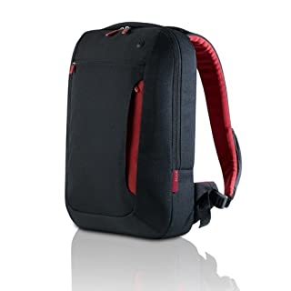 Belkin Active Pro - Mochila para Ordenador portátil de 17'', Negro/Rojo (B001V5JAXG) | Amazon price tracker / tracking, Amazon price history charts, Amazon price watches, Amazon price drop alerts