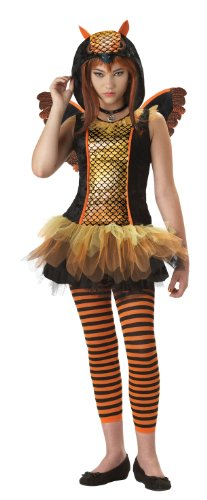 Dani Filth Halloween Costumes - California Costumes Strangeling Owlyn Costume,
