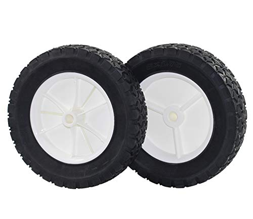 Best 8 inch plastic wheels on the market