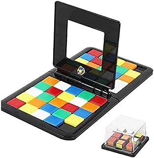 KAREX - BŁσcƙs - Puzzle Cube 3D Puzzle Race Cube Board Game Kids Adults Education Toy Parent-Child Double Speed Game Magic...