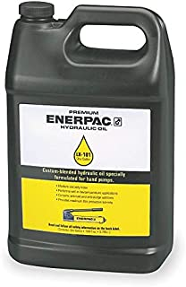 Enerpac Hydraulic Oil, 1 gal. Container Size - LX101