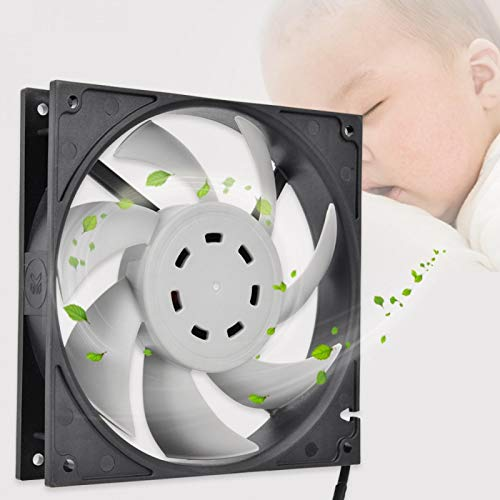 Socobeta Ventilador de enfriamiento Industrial confiable y Duradero Ventilador de enfriamiento de Grado Industrial Ventilador Clooer para computadora Ventilador de enfriamiento para computadora de