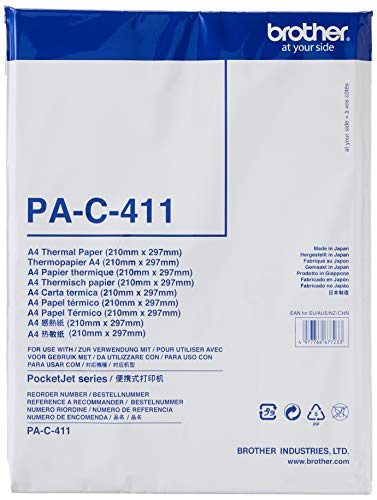 BROTHER Thermopaper A4 100 Blatt 1er-Pack