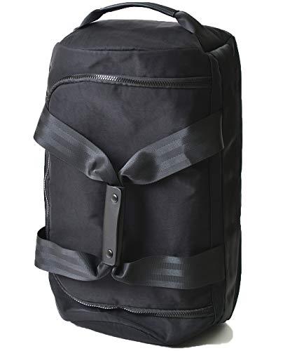 [VIVA-ILL] 大容量 3way ナイロン ボストンバッグ メンズ バックパック ビジネスバッグ リュック バッグ 黒 ビジネス