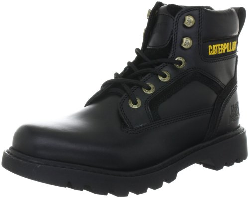 Caterpillar Stickshift, Polacchine Uomo, Nero (Mens Black), 42 EU