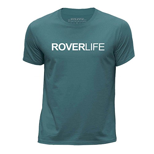 Stuff4® T-shirt voor jongens/ronde hals / auto leven / liefde Rover/CS