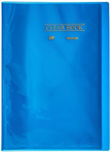 Pasta Catálogo, Ofício, Yes, BD50SAZ, 50 Sacos, Azul