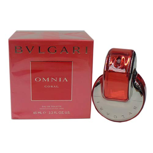 Bvlgari Omnia Coral femme/woman, Eau de Toilette, 1er Pack (1 x 65 ml)