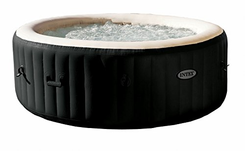 Intex 28444 Pure SPA 77 Zoll - Bubble, Jet und Salzwassersystem