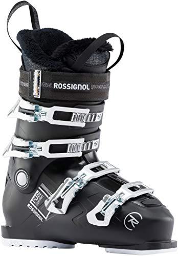 Rossignol Pure Comfort 60 Womens Ski Boots Black Sz 6.5
