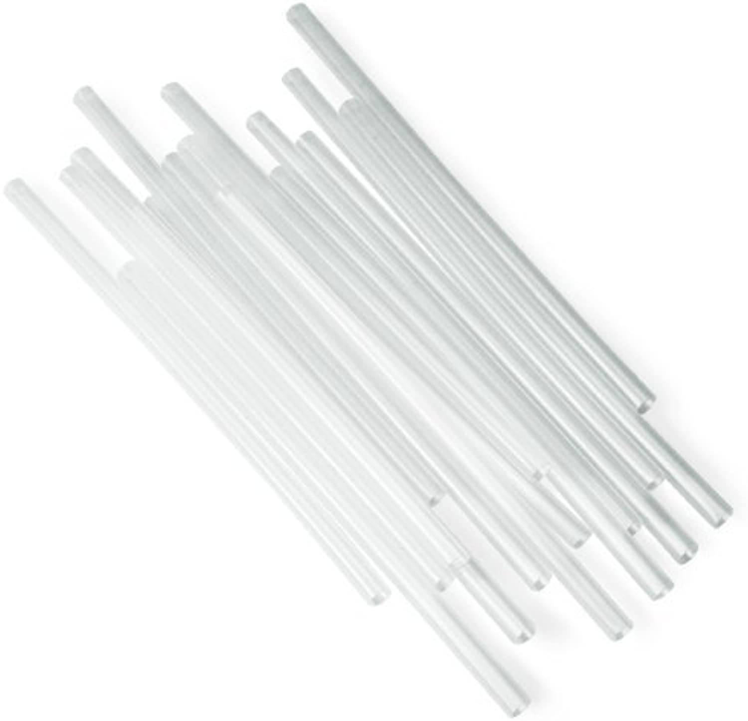 Perfect Stix Concession Straight-Cut Jumbo Straw, Unwrapped, 10  Length, Clear (Pack of 12,500)