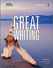 Great Writing 2 (5th Edition) Student Book with Online Workbook