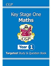 KS1 Maths Targeted Study & Question Book - Year 1