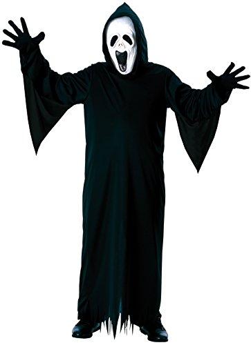 Barn 3–4 år ylande spöke maskeraddräkt