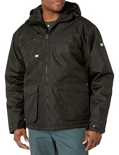 Caterpillar Men's Battleridge Jacket, Black, 2X-Large
