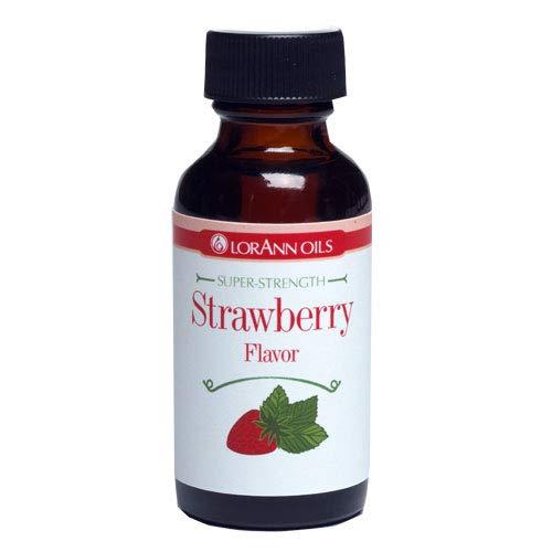 LorAnn Strawberry SS Flavor, 1 ounce bottle