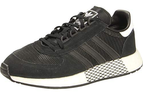 AdidasOriginals Marathon Tech - Zapatillas de deporte para hombre (talla 7½), color negro