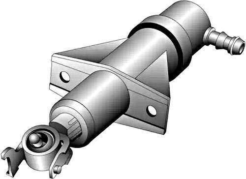 HELLA 8WT 008 549-601 Scheinwerferreinigungsanlage - 24V - elektrisch - Monopumpe - Einfachdüse