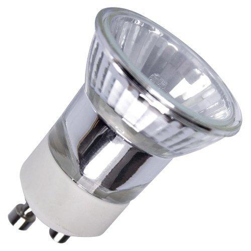 Mini lampadine alogene GU1035W, confezione da 3