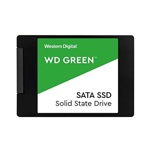 Western Digital SSD 480GB WD Green 2.5インチ 内蔵SSD WDS480G2G0A-EC 【国内正規代理店品】