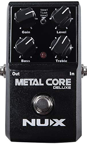 NUX | Metal Core Deluxe Pedal