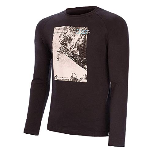 Trangoworld Rhon T-Shirt Homme, Noir/Onyx, XS