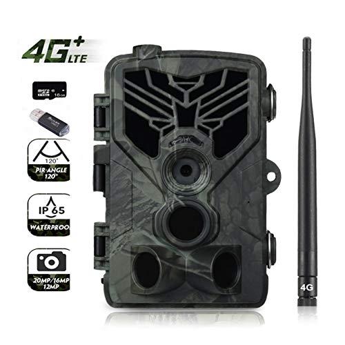 La caméra de chasse SUNTEKCAM 4G