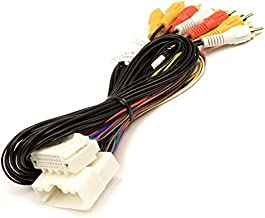 PAC CHYRVD Rear Video Retention Cable For Select Chrysler/Dodge/Jeep Vehicles 2008-2012