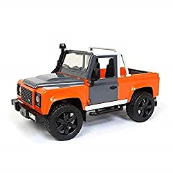 Land rovers aren't just for grown ups with this Toys that Begin with the Letter L.