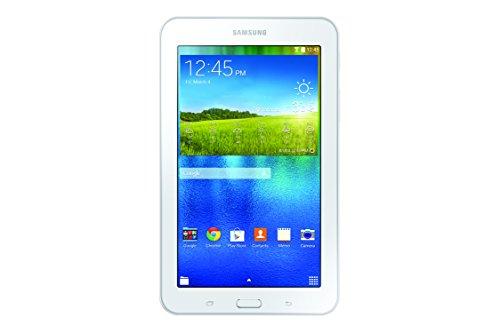 Tablette Samsung Galaxy E Lite, Blanc (SM-T113NDWAXAC) - 0