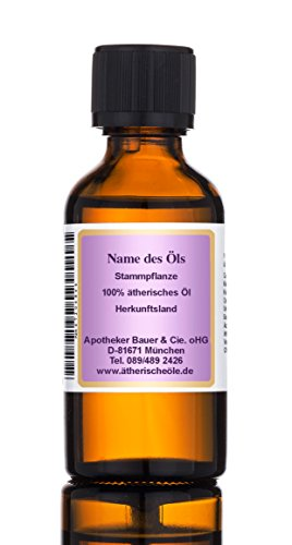 Apotheker Bauer - Amyrisöl, 10 ml 100% ätherisches Amyris Öl, Amyris balsamifera, PZN 07204208