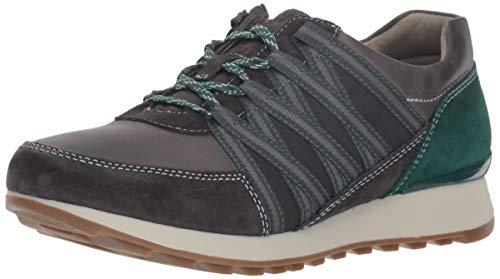 Dansko Women's Gabi Charcoal Sneakers 7.5-8 M US