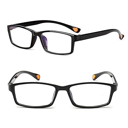 ZatRuiZE Gafas de Lectura Unisexo,Gafas Ultraligeras Anti-rayos Azules que Protegen Sus Ojos para Leer, Reducir la Fatiga Ocular
