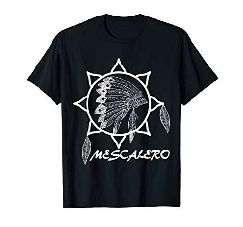 Indios Mescalero Apache - ciclista, vaquero, Sioux Camiseta