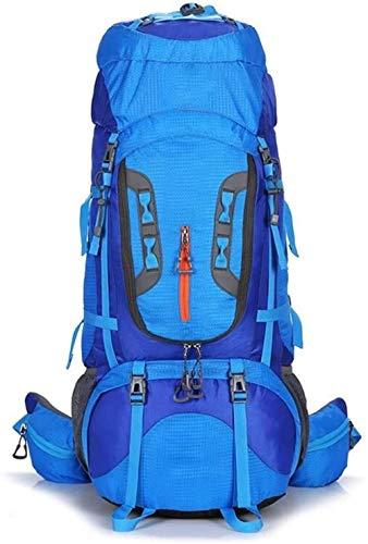 Mochila de senderismo impermeable para senderismo, ultraligera para escalada, pesca, viajes, senderismo, senderismo, camping, senderismo, al aire libre