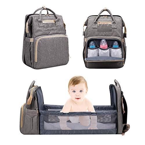 Naper Bag Diaper Bag Backpack  $45.20 (80% OFF Coupon)