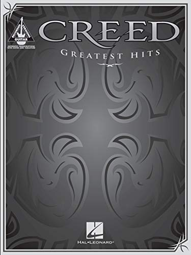 Creed - Greatest Hits Songbook (English Edition)