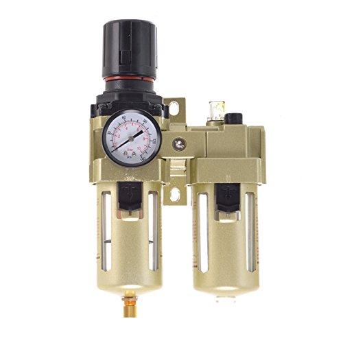 Perslucht onderhoudseenheid drukregelaar olie voor compressor 4000 l/min slagmoersleutel 1/2