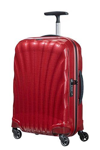 Samsonite Cosmolite Spinner S- Equipaje de Mano, Rojo (Red), S (55 cm-36...