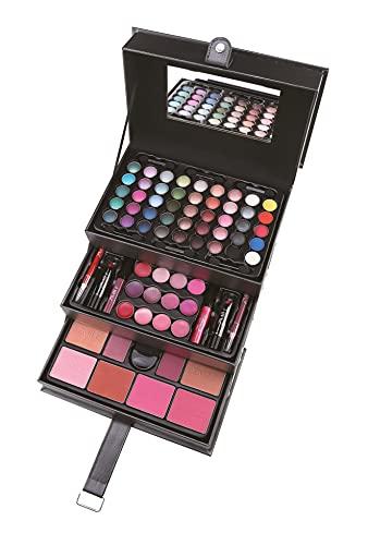 ZMILE Cosmetics Valigia per il Trucco 'Beauty Case' black