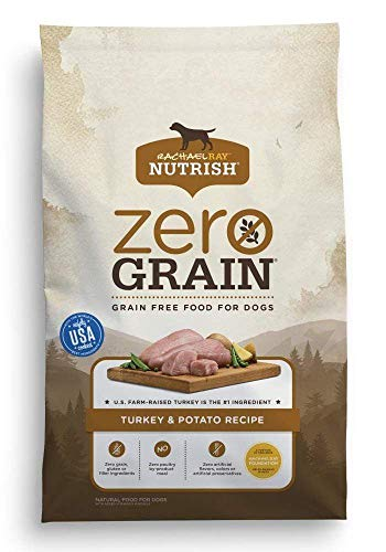 Rachael Ray Nutrish Zero Grain Natural dog food