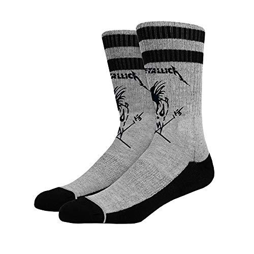 Metallica Scary Guy - Socken Socken Mehrfarbig EU 43-46