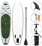 Sup Inflable Stand Up Paddle Board Paddle Board en septiembre de Stand-Up Paddleboarding de paletas de Aluminio Ajustable para palets, deslice la Plataforma de Control de Surf, jóvenes y