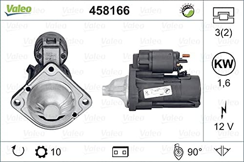 Valeo 458166 Arranque del Motor para Coches