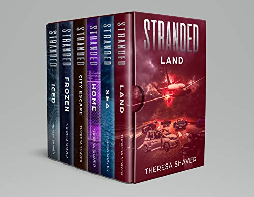 STRANDED: Box Set: Books 1-6 (English Edition)