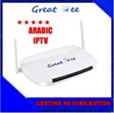 Best Tv Arabic Iptv Boxes - Great Bee Arabic IPTV Box Life time no Review