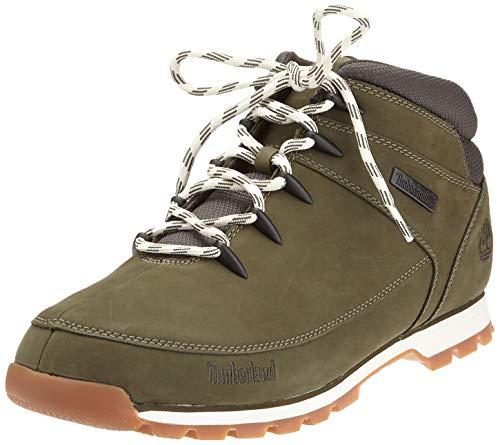 Timberland Herren Euro Sprint Hiker Chukka Boots, Grün (Verde (Olive Night) Tb0a22wjh081), 45 EU