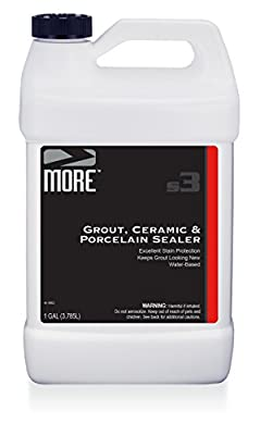 MORE Grout, Ceramic & Porcelain Sealer